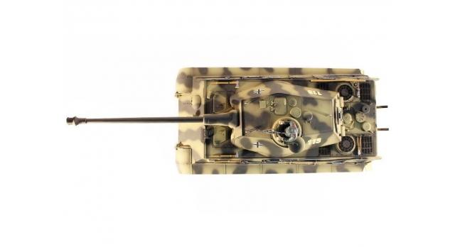 Р/У танк Taigen 1/16 KingTiger (Германия) HC 2.4G RTR 9