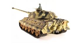Р/У танк Taigen 1/16 KingTiger (Германия) HC 2.4G RTR 10