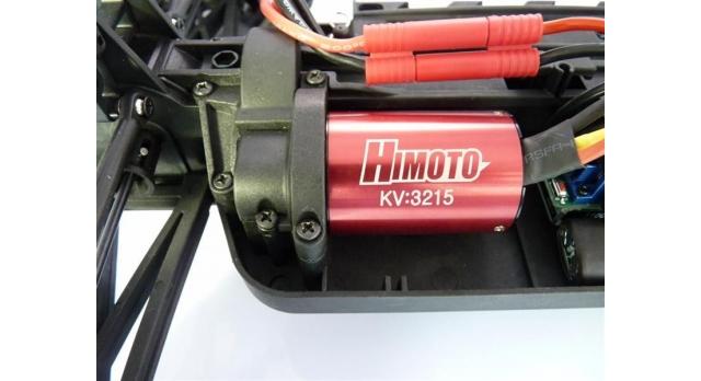 Радиоуправляемый монстр Himoto Bowie Brushless 4WD 2.4G 1/10 RTR 7