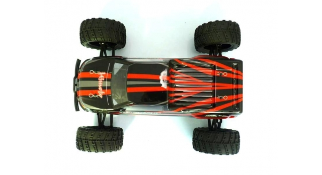 Радиоуправляемый монстр Himoto Bowie Brushless 4WD 2.4G 1/10 RTR 8