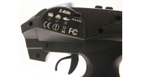 Радиоуправляемый монстр Himoto Bowie Brushless 4WD 2.4G 1/10 RTR 9
