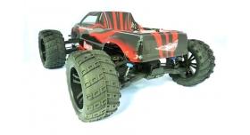 Радиоуправляемый монстр Himoto Bowie Brushless 4WD 2.4G 1/10 RTR 12
