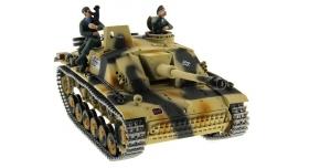 Р/У танк Taigen 1/16 SturmgeschutzIIIausf.gsd.kfz. (Германия) HC версия 2.4G RTR 3