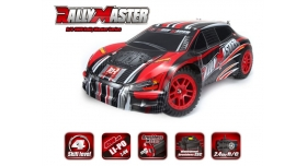 Радиоуправляемая шоссейка Remo Hobby Rally Master Brushless 4WD 2.4G 1/8 RTR 4
