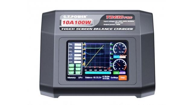 Универсальное зарядное устройство G.T.Power TD610PRO 2