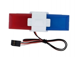 Подсветка G.T.Power для полицейской машины 1