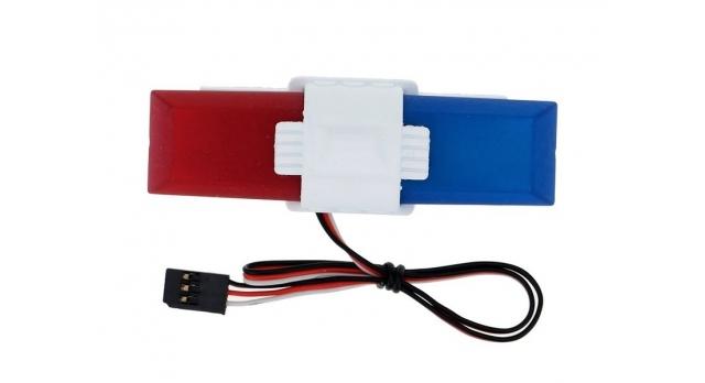 Подсветка G.T.Power для полицейской машины 2