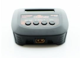 Универсальное зарядное устройство G.T.Power C6D Mini 60W, 220В, 6A 1