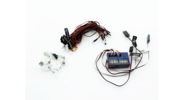 Комплект подсветки G.T.Power 1