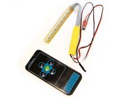 Многорежимная подсветка G.T.Power (светодиодная полоса, 14 режимов) с ИК пультом
