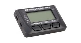 Измеритель емкости Li-Po аккумуляторов 8S G.T.Power 1