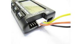 Измеритель емкости Li-Po аккумуляторов 8S G.T.Power 5