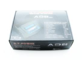 Универсальное зарядное устройство G.T.Power AD8 1