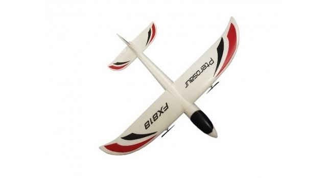 Р/У самолет CTF FX-818 Pterosaur 470мм 2.4G EPP Gyro RTF с гироскопом 1