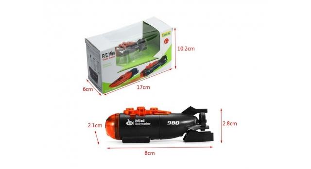 ИК подводная лодка CTF Мини 980 3CH 7