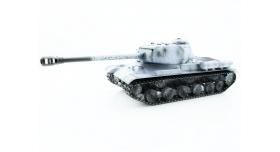 Р/У танк Taigen 1/16 ИС-2 модель 1944, СССР, зимний, (для ИК танкового боя) 2.4G, деревянная коробка 1