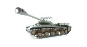 Р/У танк Taigen 1/16 ИС-2 модель 1944, СССР, зеленый, 2.4G, деревянная коробка 3