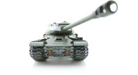 Р/У танк Taigen 1/16 ИС-2 модель 1944, СССР, зеленый, 2.4G, деревянная коробка 4