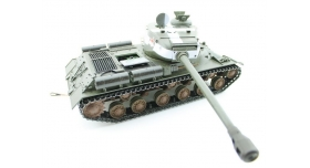Р/У танк Taigen 1/16 ИС-2 модель 1944, СССР, зеленый, 2.4G, деревянная коробка 5