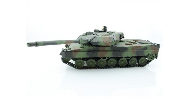 Р/У танк Taigen 1/16 Leopard 2 A6 (Германия) САМО 2.4G RTR, деревянная коробка 2