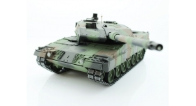 Р/У танк Taigen 1/16 Leopard 2 A6 (Германия) САМО 2.4G RTR, деревянная коробка 3