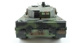 Р/У танк Taigen 1/16 Leopard 2 A6 (Германия) САМО 2.4G RTR, деревянная коробка 6