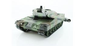 Р/У танк Taigen 1/16 Leopard 2 A6 (Германия) (для ИК танкового боя) САМО 2.4G RTR, деревянная коробка 3