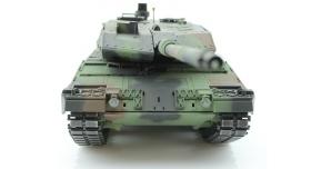 Р/У танк Taigen 1/16 Leopard 2 A6 (Германия) (для ИК танкового боя) САМО 2.4G RTR, деревянная коробка 7