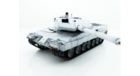 Р/У танк Taigen 1/16 Leopard 2 A6 (Германия) (для ИК танкового боя) UN 2.4G RTR, деревянная коробка 3