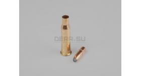 Комплект 7.62х54-мм пуля с гильзой / Новый полуоболоченная пуля с латунной гильзой Sellier-Bellot [мт-501]