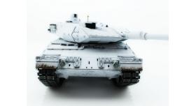 Р/У танк Taigen 1/16 Leopard 2 A6 (Германия) UN 2.4G RTR, деревянная коробка 4