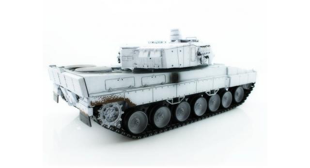 Р/У танк Taigen 1/16 Leopard 2 A6 (Германия) UN 2.4G RTR, деревянная коробка 6