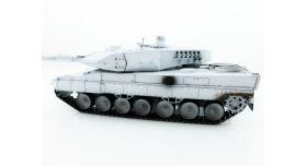 Р/У танк Taigen 1/16 Leopard 2 A6 (Германия) UN 2.4G RTR, деревянная коробка 8