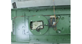 Р/У танк Taigen 1/16 Leopard 2 A6 (Германия) UN 2.4G RTR, деревянная коробка 11