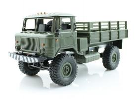 Р/У машина WPL ГАЗ-66 грузовая (зеленая) 1/16+акб 2.4G RTR