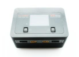 Универсальное зарядное устройство G.T.Power V6DUO Dual Power 7-28/220В 16A 1