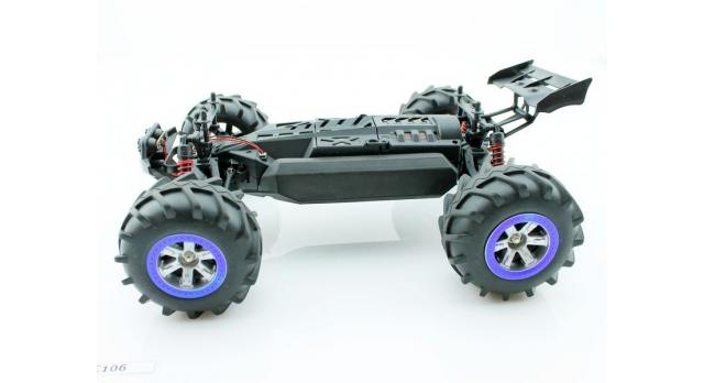 Радиоуправляемый шорт-корс амфибия Feilun The Brave 4WD 2.4G 1/12 RTR 6