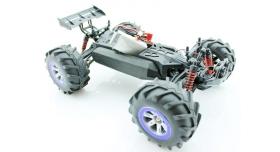 Радиоуправляемый шорт-корс амфибия Feilun The Brave 4WD 2.4G 1/12 RTR 8
