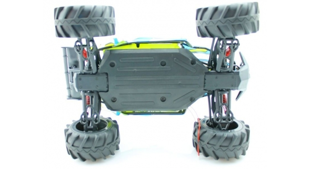 Радиоуправляемый шорт-корс амфибия Feilun The Brave 4WD 2.4G 1/12 RTR 9