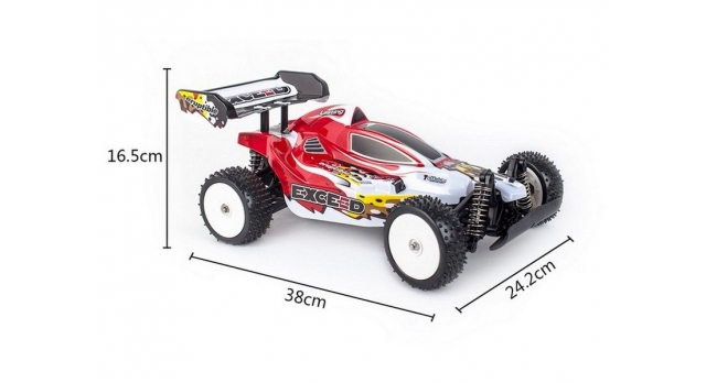 Р/У багги Feilun Exceed Intence 4WD 2.4G 1/10 RTR 6