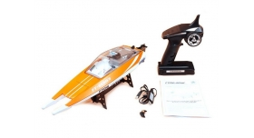 Р/У катер Feilun FT016 Racing Boat 2.4G 12