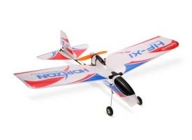 Р/У самолет Feilun Horizon Legerity HF-X1 EPP 2.4G 4-ch подсветка RTF 1