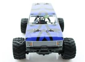 Радиоуправляемый монстр Himoto Tracker 4WD 2.4G 1/18 RTR 1
