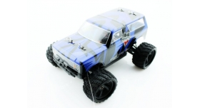 Радиоуправляемый монстр Himoto Tracker Brushless 4WD 2.4G 1/18 RTR 1