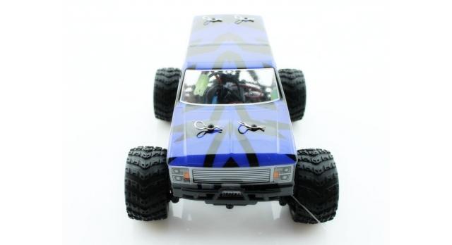 Радиоуправляемый монстр Himoto Tracker Brushless 4WD 2.4G 1/18 RTR 2