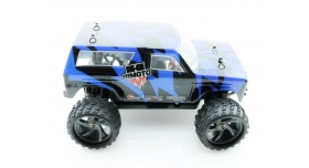 Радиоуправляемый монстр Himoto Tracker Brushless 4WD 2.4G 1/18 RTR 4