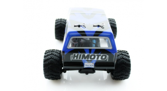 Радиоуправляемый монстр Himoto Tracker Brushless 4WD 2.4G 1/18 RTR 6