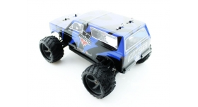 Радиоуправляемый монстр Himoto Tracker Brushless 4WD 2.4G 1/18 RTR 7