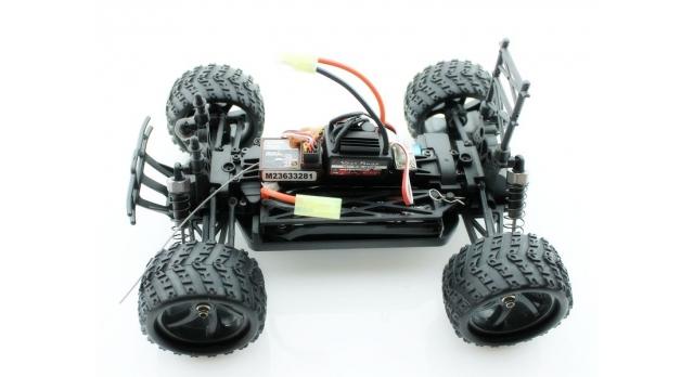 Радиоуправляемый монстр Himoto Tracker Brushless 4WD 2.4G 1/18 RTR 8