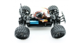 Радиоуправляемый монстр Himoto Tracker Brushless 4WD 2.4G 1/18 RTR 9